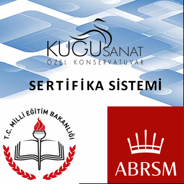 T.C. Milli Eğitim ve Royal Akademi sertifikaları